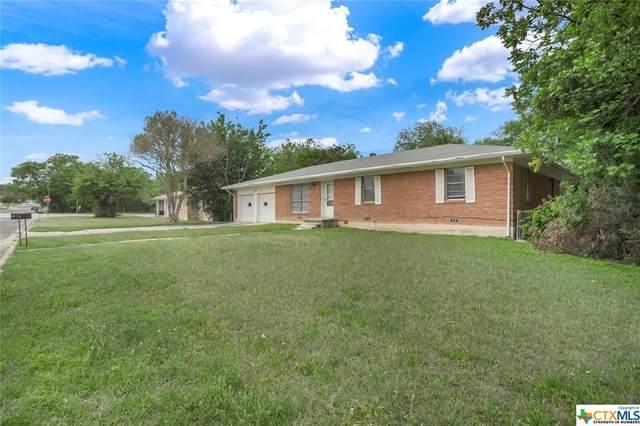103 E Cherokee Drive, Harker Heights, TX 76548 (MLS #440975) :: Brautigan Realty