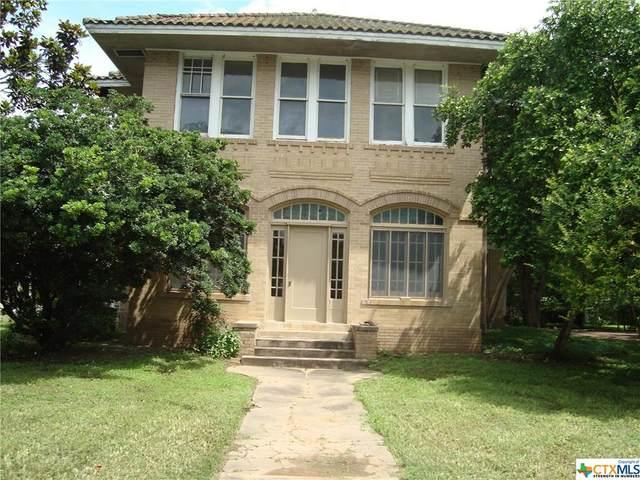 108 Saint Peter Street, Gonzales, TX 78629 (MLS #441033) :: Rebecca Williams