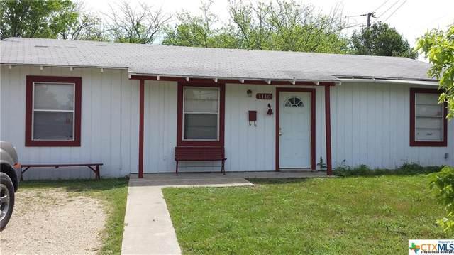 1110 S 8th Street, Killeen, TX 76541 (MLS #441055) :: Brautigan Realty