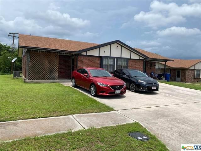 921-923 Dryden Avenue, Copperas Cove, TX 76522 (MLS #441059) :: Rebecca Williams