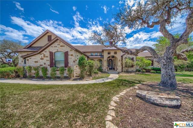 1025 Spanish Trail, New Braunfels, TX 78132 (MLS #441075) :: Kopecky Group at RE/MAX Land & Homes