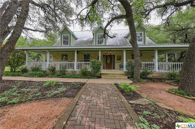 123 Rancho Grande Drive, Wimberley, TX 78676 (MLS #441121) :: The Zaplac Group