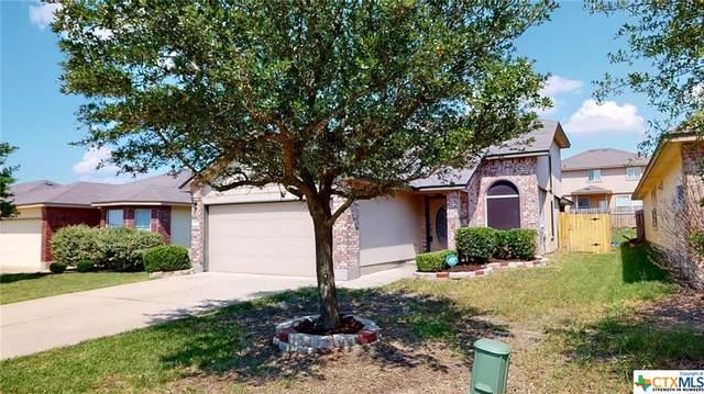 5302 Lions Gate Lane, Killeen, TX 76549 (MLS #441179) :: Vista Real Estate