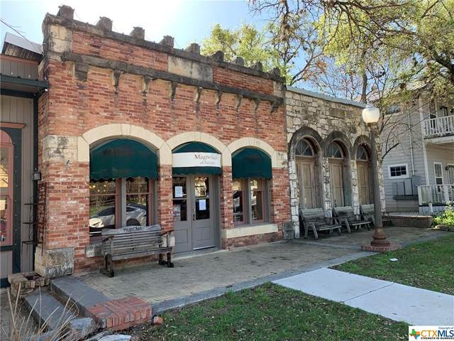 21 N Main Street B1, Salado, TX 76571 (#441188) :: First Texas Brokerage Company