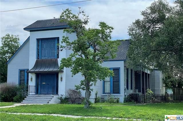 811 Terrell Street, Cuero, TX 77954 (MLS #441239) :: RE/MAX Land & Homes