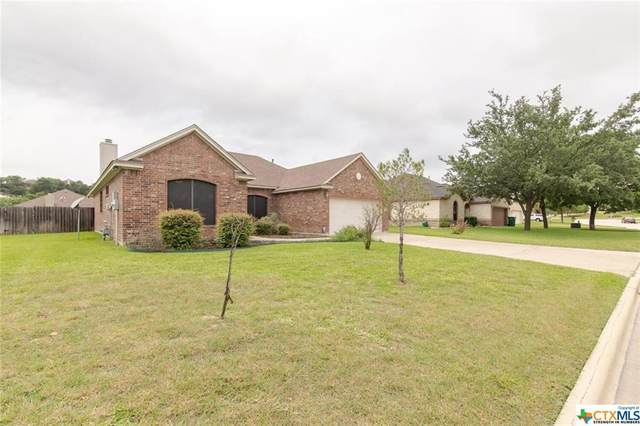 2013 Deer Field Way, Harker Heights, TX 76548 (MLS #441298) :: RE/MAX Family
