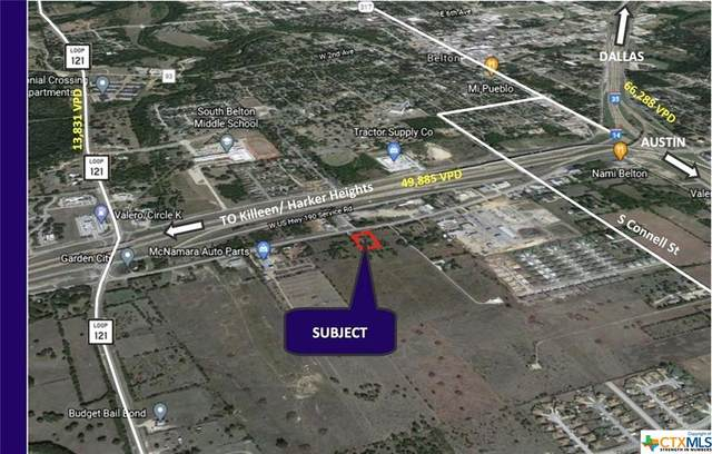 TBD West Ave O   4 Acres Multi-Family Zoned, Belton, TX 76513 (MLS #441473) :: Rebecca Williams
