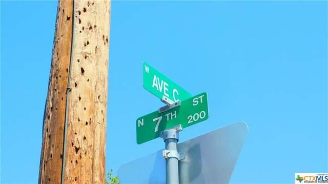 414 W Avenue C, Copperas Cove, TX 76522 (MLS #441508) :: The Myles Group