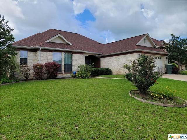 5910 Mosaic Trail, Killeen, TX 76542 (MLS #441526) :: The Real Estate Home Team