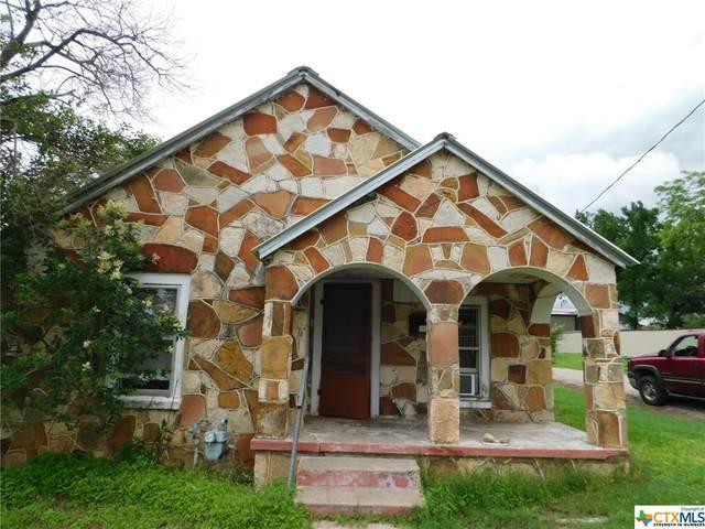 405 E Leon Street, Gatesville, TX 76528 (MLS #441546) :: The Real Estate Home Team