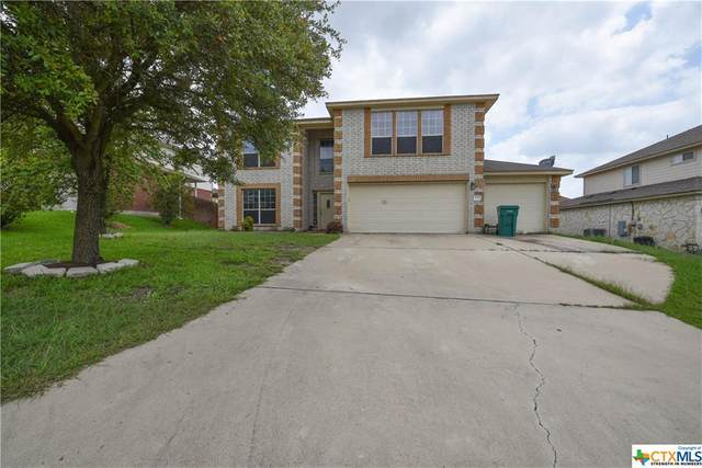 217 Lottie Lane, Harker Heights, TX 76548 (MLS #441598) :: The Zaplac Group