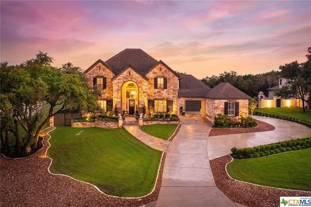 5641 Copper Creek, New Braunfels, TX 78132 (MLS #441615) :: Vista Real Estate