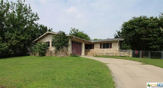 1104 Robindale Drive, Killeen, TX 76549 (MLS #441665) :: RE/MAX Family