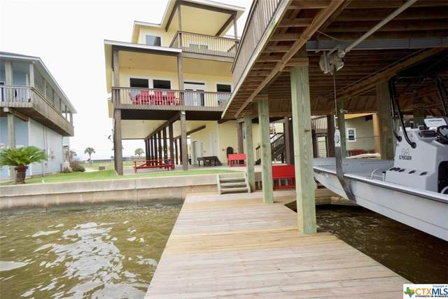 505 Oyster Point, Port O'Connor, TX 77982 (MLS #441703) :: Kopecky Group at RE/MAX Land & Homes
