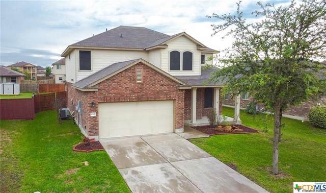 4808 Old Homestead Street, Killeen, TX 76549 (MLS #441708) :: Kopecky Group at RE/MAX Land & Homes