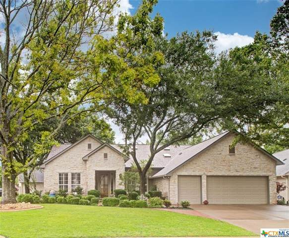 151 Blacksmiths Drive, Georgetown, TX 78633 (MLS #441714) :: The Zaplac Group