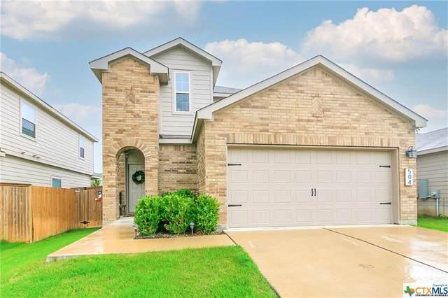 504 Shimek Street 10A, Jarrell, TX 76537 (MLS #441778) :: Rebecca Williams