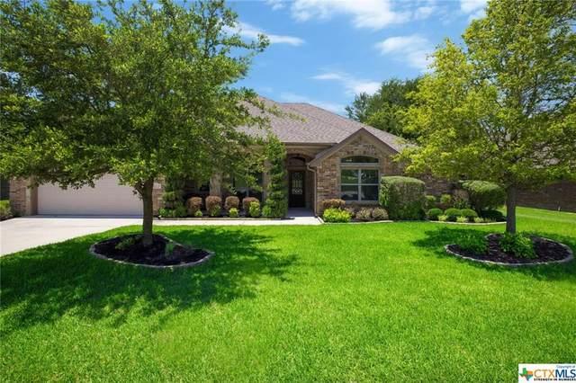 7038 Chimney Hill Drive, Nolanville, TX 76559 (MLS #441790) :: Rebecca Williams