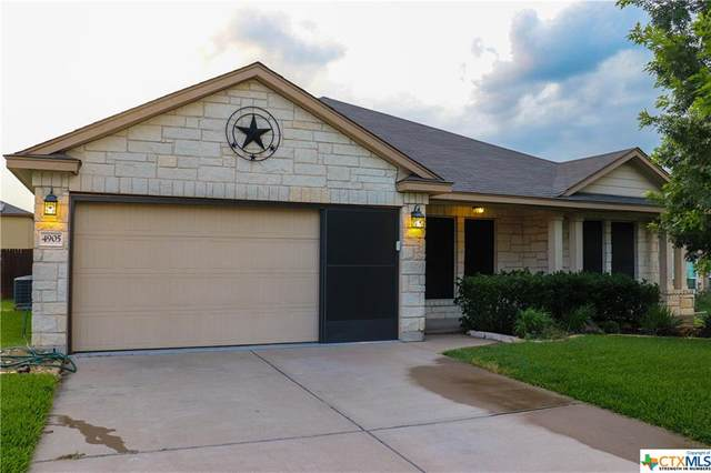 4905 Williamette Lane, Killeen, TX 76549 (MLS #441792) :: The Zaplac Group