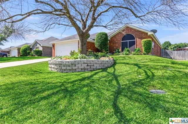 4109 Whispering Oaks, Temple, TX 76504 (MLS #441793) :: Vista Real Estate
