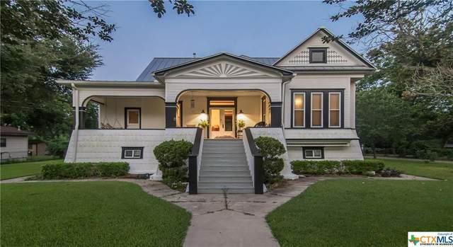 208 S Avenue I, Shiner, TX 77984 (MLS #441838) :: RE/MAX Land & Homes