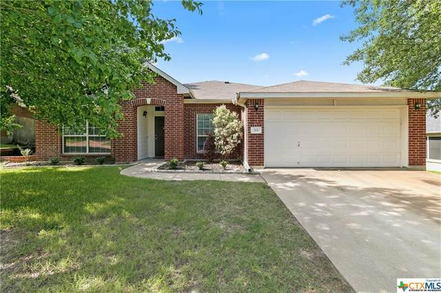 115 Mission Drive, Harker Heights, TX 76548 (MLS #441868) :: Vista Real Estate