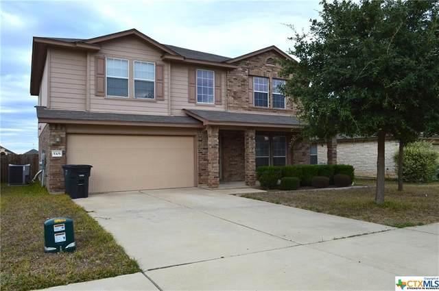 5305 Williamette Lane, Killeen, TX 76549 (MLS #441887) :: The Zaplac Group