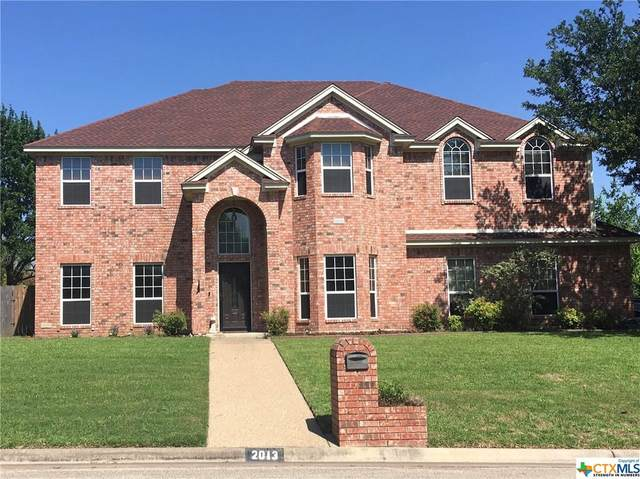 2013 Caribou Trail, Harker Heights, TX 76548 (MLS #441921) :: The Zaplac Group