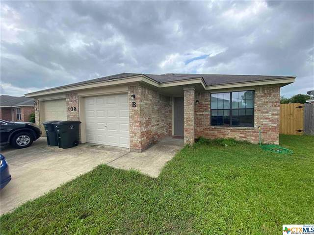 108 Castellon Court, Killeen, TX 76542 (MLS #441932) :: Kopecky Group at RE/MAX Land & Homes