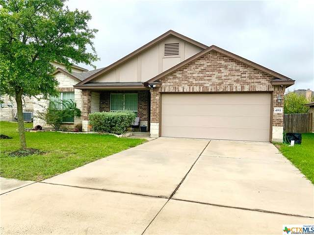 4911 Williamette Lane, Killeen, TX 76549 (MLS #441941) :: The Zaplac Group