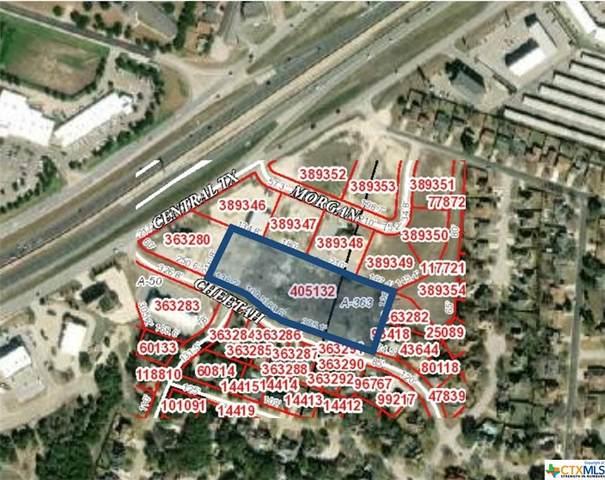 000000 Cheetah Trail, Harker Heights, TX 76548 (MLS #441943) :: Rebecca Williams