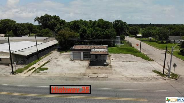 102 Main Street, Austwell, TX 77990 (MLS #441951) :: Vista Real Estate