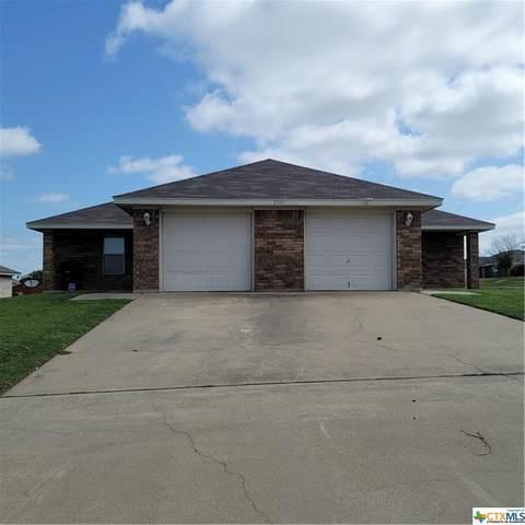 2601 Edgefield Street, Killeen, TX 76549 (MLS #441956) :: Brautigan Realty