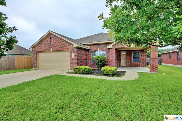 303 Floating Leaf Drive, Hutto, TX 78634 (MLS #441965) :: The Zaplac Group