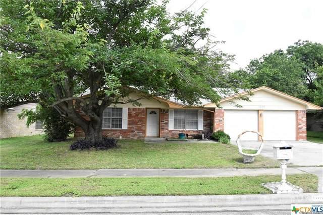 1209 Ruiz Drive, Killeen, TX 76543 (MLS #441971) :: The Real Estate Home Team