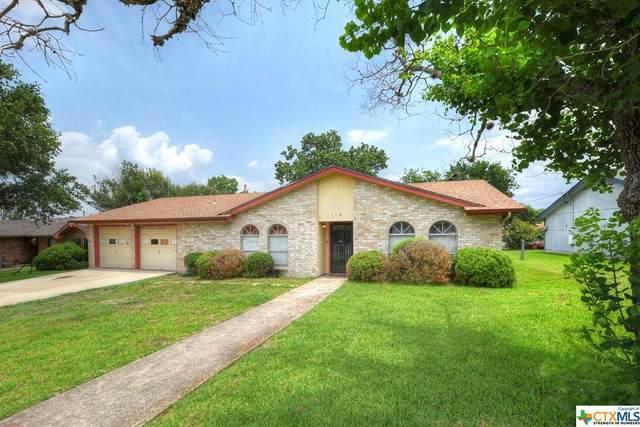 114 Cloverleaf Street, San Marcos, TX 78666 (MLS #441994) :: HergGroup San Antonio Team
