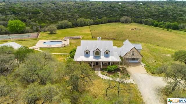 1401 Estrellita Ranch Road, Canyon Lake, TX 78133 (MLS #441999) :: Texas Real Estate Advisors