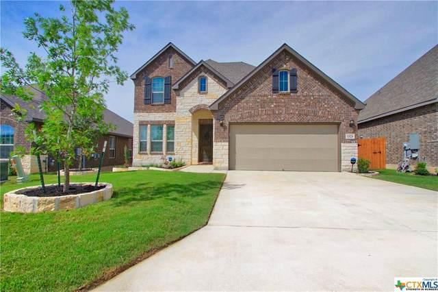 1524 Anhalt Ranch, New Braunfels, TX 78132 (MLS #442014) :: Rebecca Williams