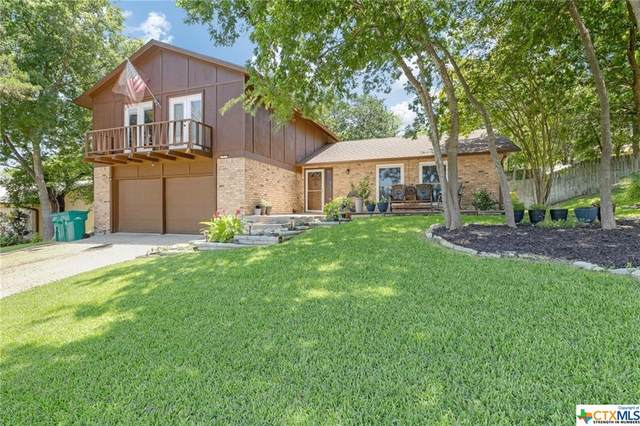 815 Woodside Drive, Harker Heights, TX 76548 (MLS #442021) :: RE/MAX Family