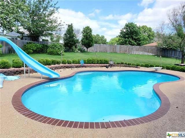 2211 Delaware Drive, Harker Heights, TX 76548 (MLS #442036) :: Texas Real Estate Advisors