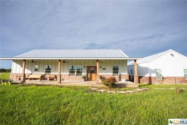 121 Paintbrush Lane, Burnet, TX 78611 (MLS #442064) :: Kopecky Group at RE/MAX Land & Homes
