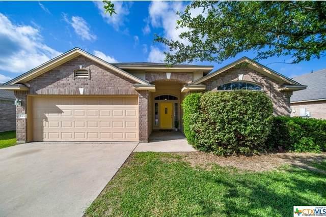 5104 Golden Gate Drive, Killeen, TX 76549 (MLS #442072) :: RE/MAX Family