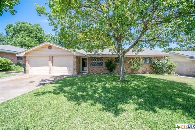 3813 Lancelot Lane Lane, Temple, TX 76502 (MLS #442107) :: The Zaplac Group