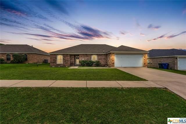 2102 Gail Drive, Copperas Cove, TX 76522 (MLS #442114) :: RE/MAX Family
