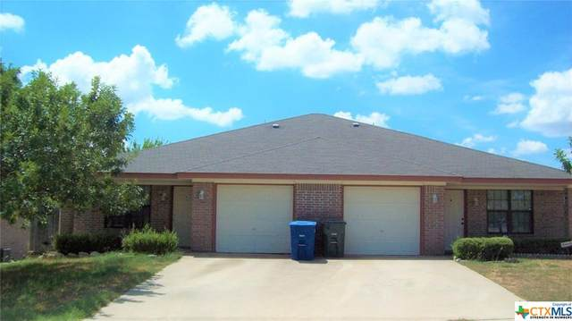 321 Janelle Drive A-B, Copperas Cove, TX 76522 (MLS #442124) :: Kopecky Group at RE/MAX Land & Homes