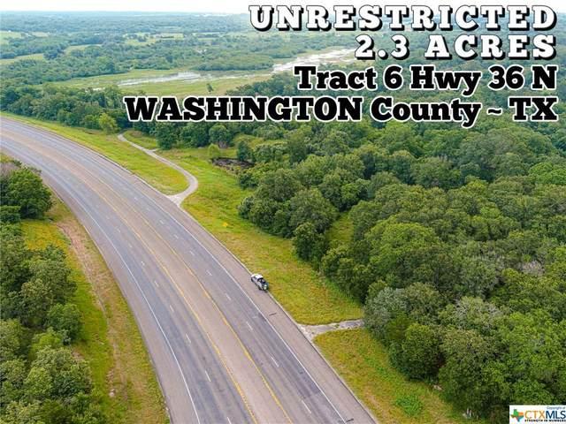 Tract 6 Highway 6 N, Brenham, TX 77833 (MLS #442141) :: RE/MAX Family