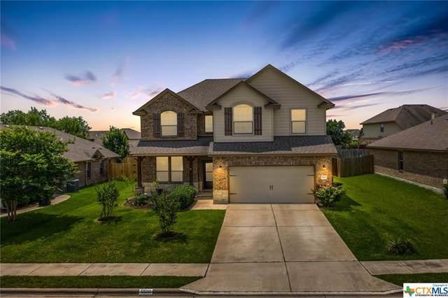 5500 Red Pine Drive, Killeen, TX 76542 (MLS #442146) :: Vista Real Estate