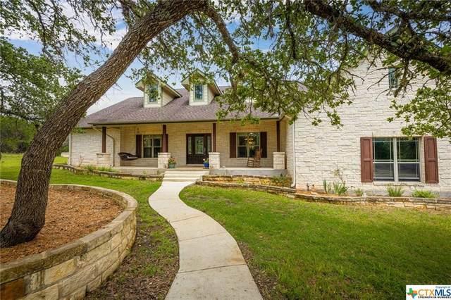 477 Eden Ranch Drive, Canyon Lake, TX 78133 (MLS #442152) :: RE/MAX Family