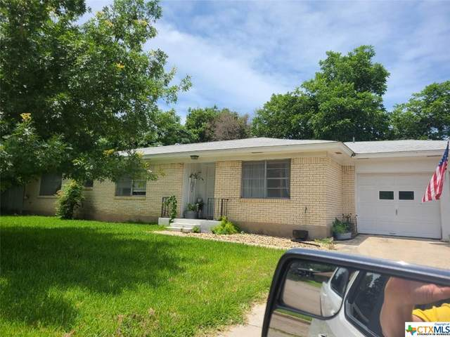 706 Forest Drive, Belton, TX 76513 (MLS #442208) :: The Zaplac Group