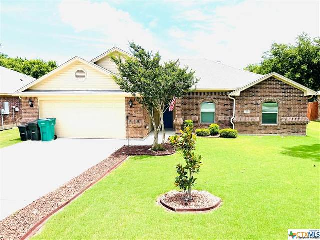 1503 Aztec Trace, Harker Heights, TX 76548 (MLS #442212) :: RE/MAX Family